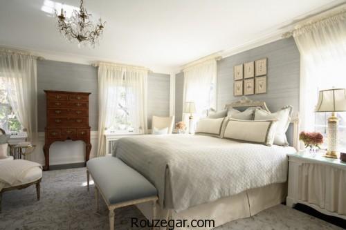 اتاق خواب سفید، انواع مدل اتاق خواب سفید