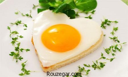تخم مرغ عسلی,طرز تهیه تخم مرغ عسلی,آموزش تخم مرغ عسلی,زمان پخت تخم مرغ عسلی