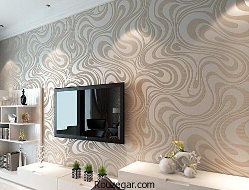 کاغذ دیواری ایرانی،مدل کاغذ دیواری ایرانی