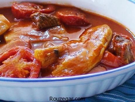 خورشت بادمجان,خورشت بادمجان با مرغ,خورشت بادمجان با غوره,خورشت بادمجان با گوشت,خورش بادمجان مجلسی,خورشت بادمجان با گوشت چرخ کرده,خورشت بادمجان بدون گوشت,خورشت بادمجان و بامیه
