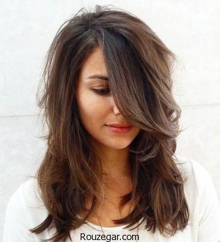 مدل مو بلند ، مدل مو بلند زنانه ، مدل مو بلند دخترانه، مدل مو بلند 2018