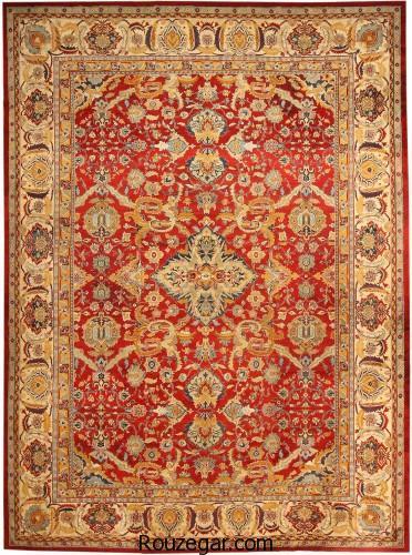 مدل فرش ایرانی، مدل فرش ایرانی ماشینی