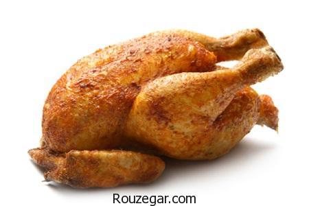 مرغ سوخاری,آموزش مرغ سوخاری پفکی,طرز تهیه مرغ سوخاری در فر