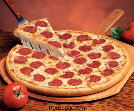پیتزا پپرونی,طرز تهیه پیتزا پپرونی ایتالیایی,آمزوش پخت پیتزا پپرونی ویژه,پیتزا پپرونی خانگی,پیتزا پپرونی مخصوص,طرز پخت پیتزا پپرونی,پیتزا پپرونی ایتالیایی,پیتزا پپرونی امریکایی
