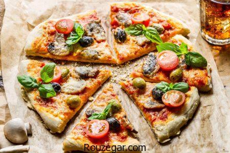 پیتزا سبزیجات,طرز تهیه پیتزا سبزیجات ایتالیایی,آموزش پیتزا سبزیجات رژیمی,طرز تهیه پیتزا سبزیجات خانگی,پیتزا سبزیجات بدون فر,پیتزا سبزیجات بادمجان