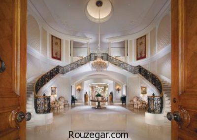 خانه های دوبلکس، شیک ترین مدل خانه های دوبلکس