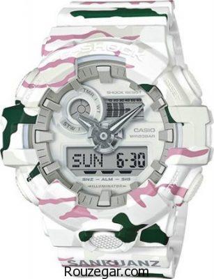 مدل ساعت جی شاک ، مدل ساعت G-Shock