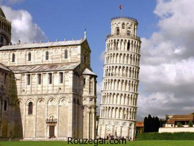 مناطق دیدنی ایتالیا، جاذبه های گردشگری ایتالیا