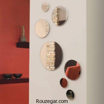 دیوار آینه ای،مدل  دیوار آینه ای، دیوار آینه ای 2018