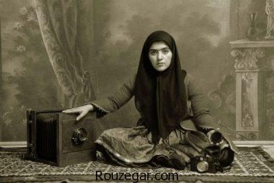 عکس دوران قاجار ، عکس زنان دوران قاجار
