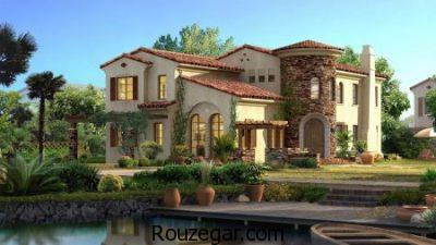 عکس از خانه، عکس از خانه های رویایی