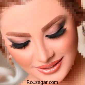 آرایش لایت عروس ، میکاپ لایت جدید