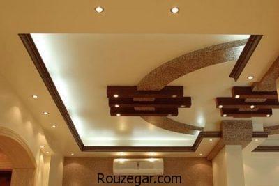 سقف پذیرایی، انواع مدل سقف پذیرایی