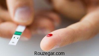 عوارض دیابت نوع دو،تغذیه در دیابت نوع دو،دیابت نوع دو بارداری