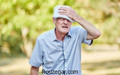 درمان خانگی گرمازدگی،درمان سریع گرمازدگی،درمان گرمازدگی با طب سنتی