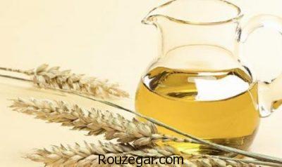 خواص روغن جوانه گندم برای کلسترول،خواص روغن جوانه گندم در بارداری،خواص روغن جوانه گندم برای استرس
