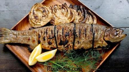 ماهی کبابی,ماهی کبابی روی ذغال,ماهی کبابی شکم پر,ماهی کبابی در فر,ماهی کبابی با فویل,ماهی کبابی روی آتش,ماهی کبابی با توری,طرز تهیه ماهی کبابی با زغال