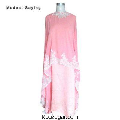 مدل لباس عربی، مدل لباس عربی مجلسی زنانه