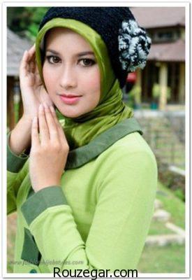 مدل حجاب اسلامی، مدل حجاب
