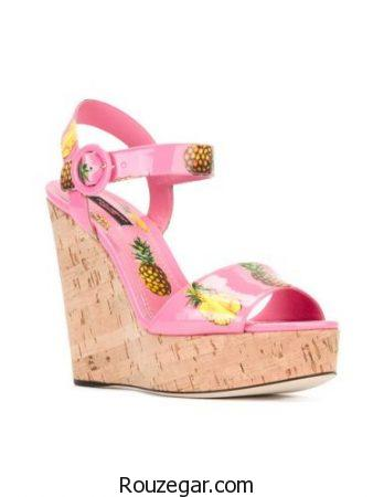 مدل کفش تابستانه دخترانه، مدل کفش تابستانه دخترانه 2018،مدل کفش تابستانه