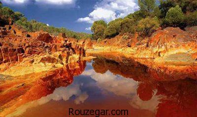 عکس رودخانه ها، زیباترین رودخانه ها
