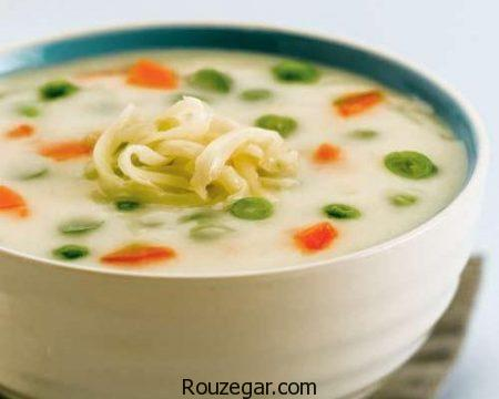 سوپ شیر,طرز تهیه سوپ شیر و خامه,سوپ شیر با قارچ,سوپ شیر مجلسی,سوپ شیر خوشمزه,سوپ شیر بدون خامه,سوپ شیر رستورانی,سوپ شیر ساده,سوپ شیر بدون جو,سوپ شیر و قارچ,سوپ شیر با جو پرک