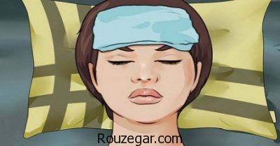 درمان تب با طب سنتی،درمان تب با داروهای گیاهی،درمان سریع تب