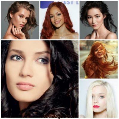 مدل رنگ مو، رنگ مو، مدل رنگ مو زنانه 2018