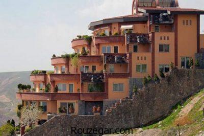 خانه های اشرافی ، خانه های اشرافی  در تهران، خانه های اشرافی در لواسان