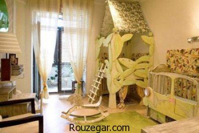 تزیین اتاق کودک، چیدمان اتاق کودک