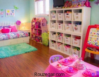 اتاق دخترانه،چیدمان اتاق دخترانه