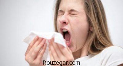 درمان آنفولانزا در خانه،درمان سریع آنفولانزا،درمان آنفلوانزا با طب سنتی