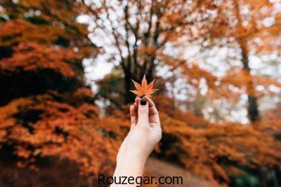 متن دلتنگی پاییزی،متن دلتنگی پاییزی عاشقانه