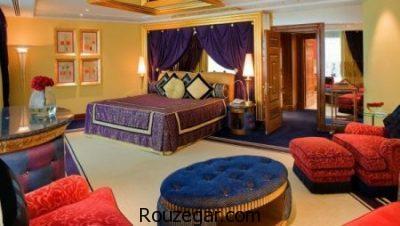 اتاق هتل،زیباترین اتاق هتل