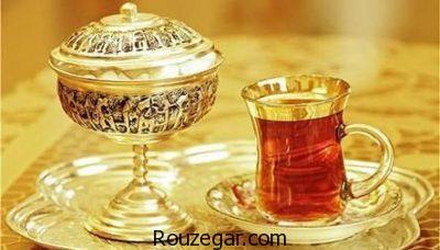 خواص چای زعفران برای قلب،خواص چای زعفران خلط آور،کاهش فشار خون باخواص چای زعفران