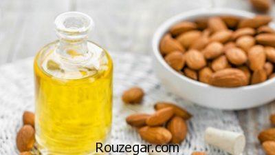 خواص روغن بادام در طب سنتی،خواص روغن بادام تلخ در رشد مو،خواص روغن بادام تلخ برای جوش صورت