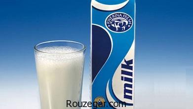 خواص شیر در رشد مو،خواص شیر در بدنسازی،خواص شیر در بارداری