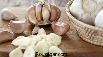خواص سیر خام در طب سنتی،خواص سیر خام در طب سنتی،خواص سیر خام با عسل