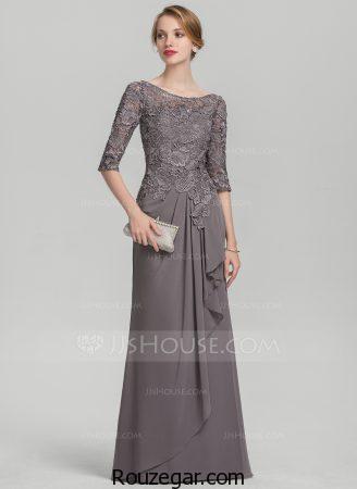 مدل لباس مجلسی بلند، مدل لباس مجلسی بلند 2018