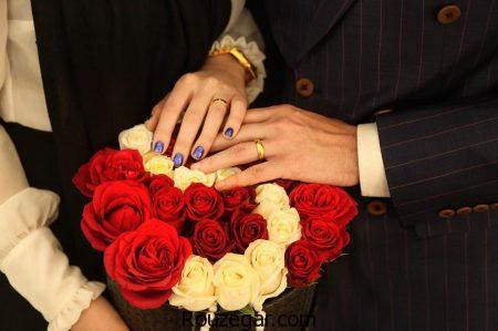 محسن افشانی و همسرش,عکس همسر محسن افشانی,مراسم ازدواج محسن افشانی