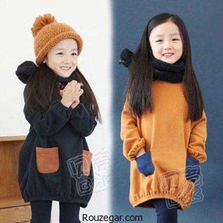 مدل لباس بچه گانه مجلسی،  مدل لباس اسپرت بچه گانه زمستانی