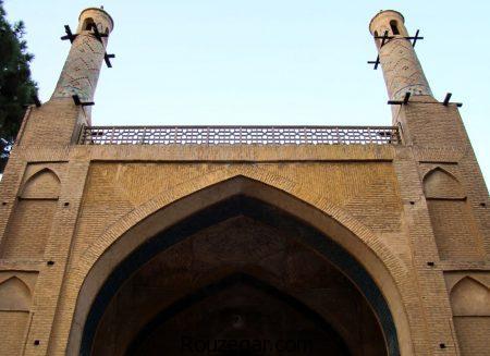 جاذبه های گردشگری اصفهان، مناطق دیدنی اصفهان