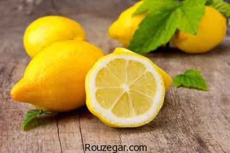 خواص ضدعفونی لیمو