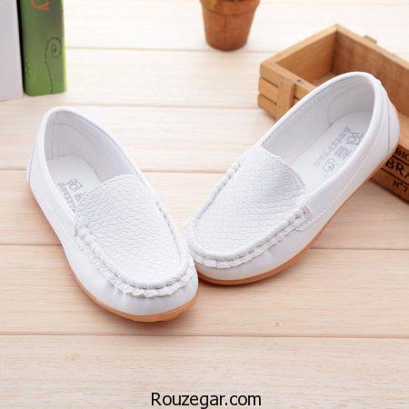 کفش پسرانه مجلسی بچه گانه ، کفش پسرانه ورزشی بچه گانه