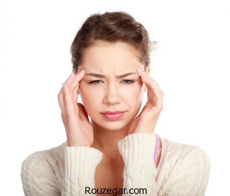 علت سرگیجه، علت سرگیجه و سر درد