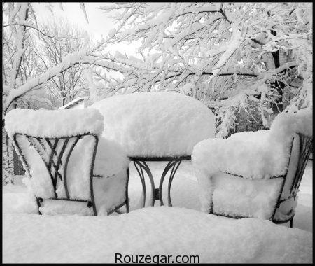 شعر زیبا درباره برف،شعر عاشقانه زیبا درباره برف