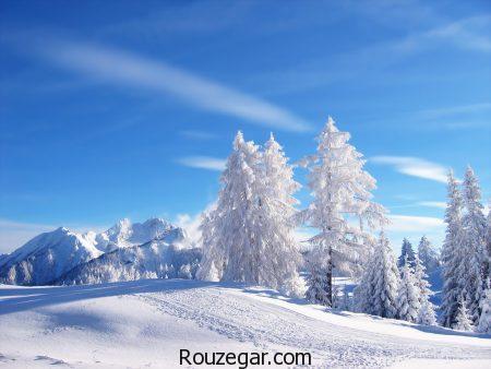 متن زیبا درباره زمستان، متن زیبا درباره زمستان 97