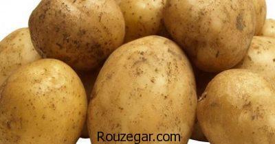 خواص سیب زمینی در چاقی،خواص سیب زمینی برای مو،خواص سیب زمینی برای صورت