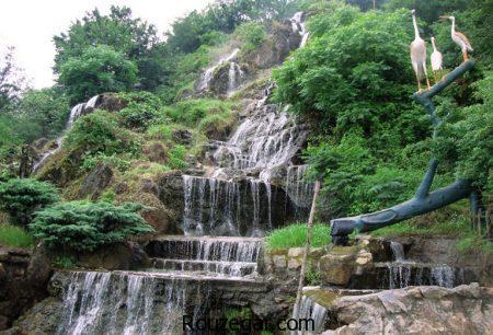 جاذبه های گردشگری لاهیجان، مناطق دیدنی باهیجان