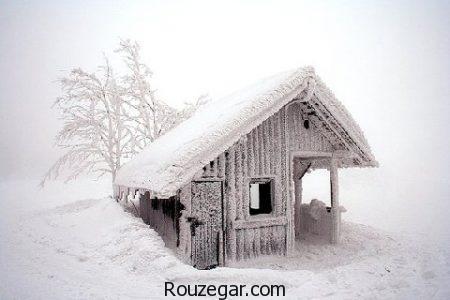 متن ادبی در مورد زمستان، متن ادبی و زیبا در مورد زمستان